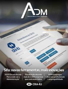 Revista ADM - Edição Número 116 • Agosto 2018